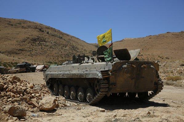 Militants, families to depart Lebanon under truce deal