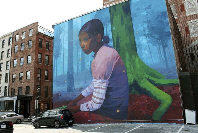 misty-blue-by-andrew-hem-completed-in-june-is-one-of-the-newest-murals-dotting-the-walls-of-downtown-providence-ri-with-a-design-school-street-art-and-murals-the-rhode-island-capital-has-plenty-to-attract-art-lovers