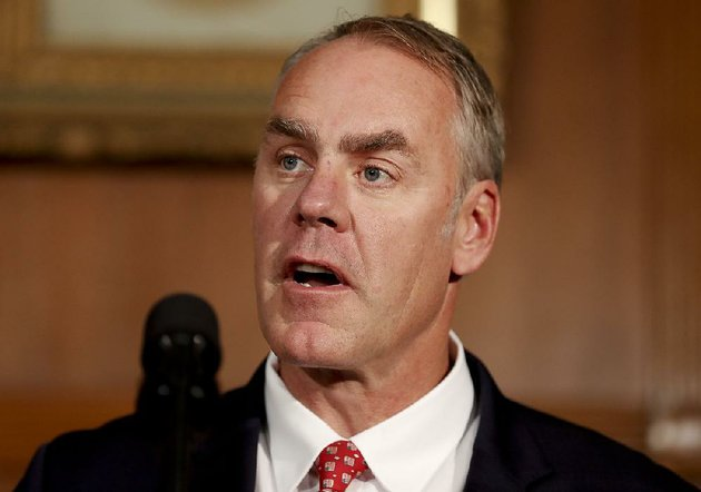 interior-secretary-ryan-zinke-speaks-at-the-interior-department-in-washington-wednesday-april-26-2017-before-president-donald-trump-signed-an-antiquities-executive-order
