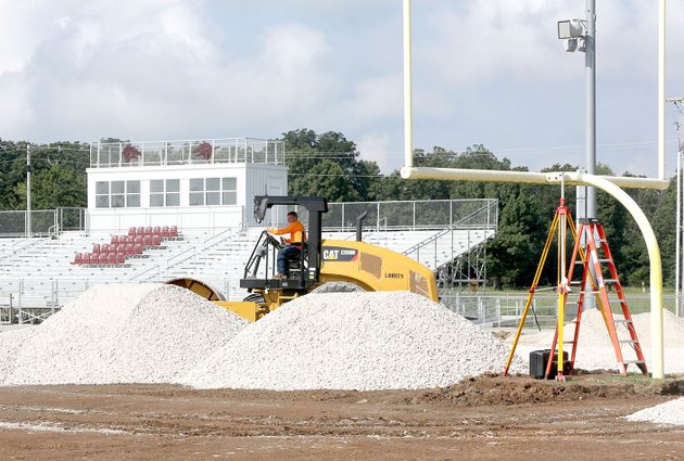 layers-of-gravel-are-spread-out-wednesday-as-work-continues-at-wolf-pack-stadium-in-lincoln-the-football-field-is-being-prepared-for-an-artificial-surface