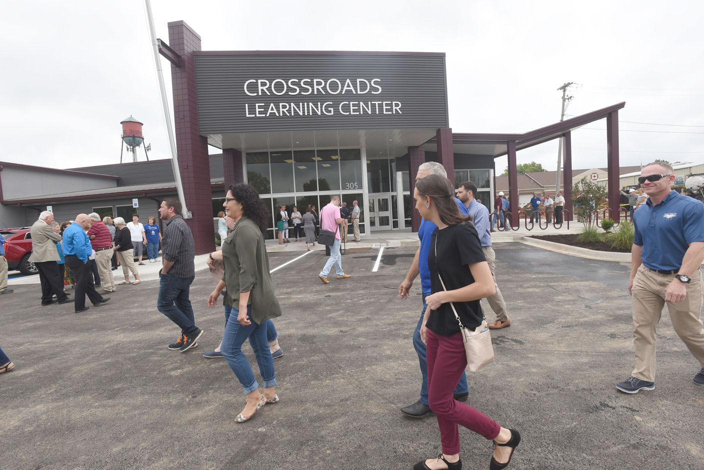 Crossroads Learning Center opens in downtown Rogers | NWADG