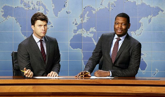 colin-jost-left-and-michael-che-will-co-anchor-a-special-fourweek-live-prime-time-run-of-saturday-night-live-weekend-update-summer-edition-beginning-at-8-pm-today-on-nbc