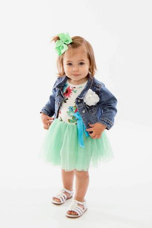 COURTESY PHOTO/Baylea Sherman will be competing in the Toddler Girl division of the pageant.
