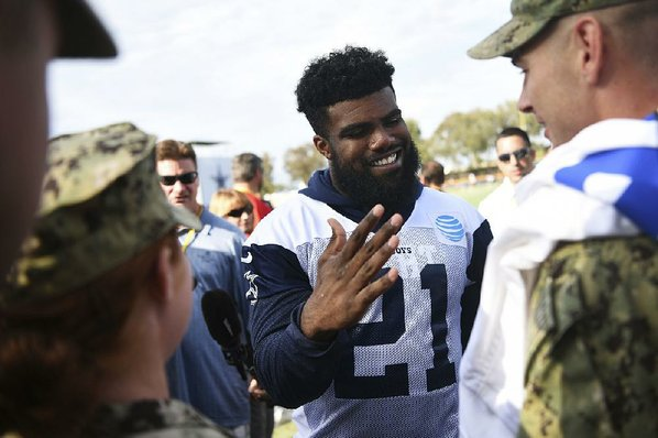 Ezekiel Elliott suspension appears imminent. Is six games on the table?