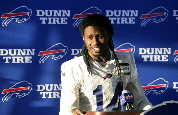 Sammy Watkins posts heartfelt thank you to Buffalo on Twitter