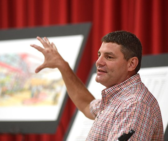 Hot Springs Sentinel Record Cutter Morning Star Outlines Millage