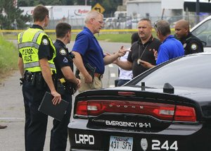 Increased patrols to start in Little Rock because of increase in violent crime, police say