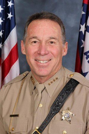 Washington County Sheriff Tim Helder