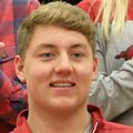 Fayetteville High School football player Ty Clary Wednesday, February 1, 2017, at the high school. C...