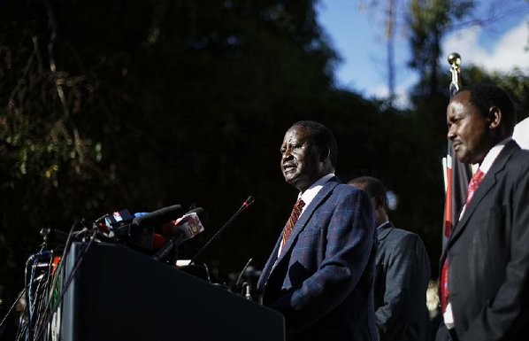 Opposition to file petition against Kenyatta re-election