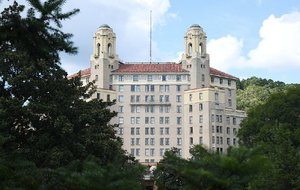 Problems identified at the Arlington Resort Hotel & Spa in Hot Springs include electrical issues, fire code violations and cracks in the building's exterior.