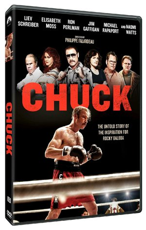 DVD cover for Chuck