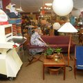 The 410 Vintage Market located at 410 N. College Ave. in Fayetteville has a section that specializes...
