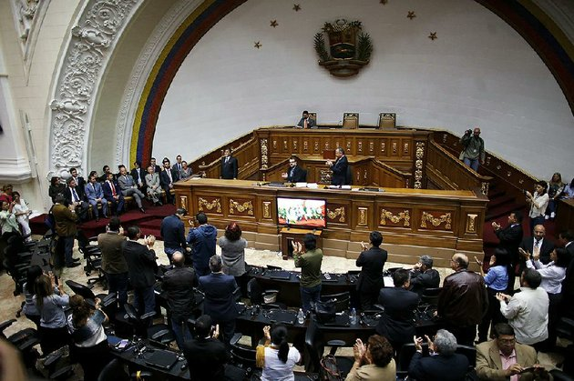 some-foreign-diplomats-left-receive-applause-saturday-for-their-show-of-solidarity-with-venezuelan-lawmakers-during-a-special-session-of-venezuelas-national-assembly-in-caracas