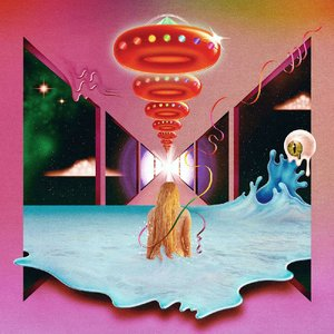 "Album cover for Kesha's ""Rainbow"""