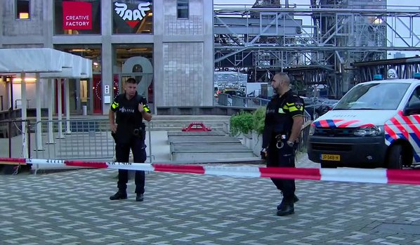 Terrorist attack at Rotterdam concert foiled, Dutch police say