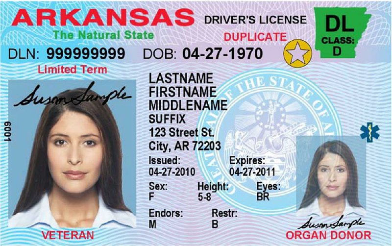 Obtaining Proves Details Arkansas In Licenses Devil's New Complex; 'real Ids' For