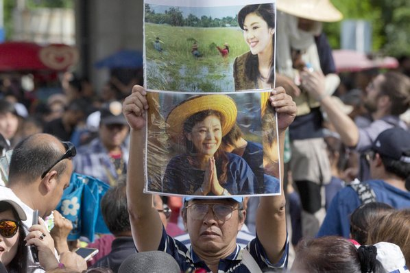 Fugitive Thai ex-PM Yingluck in Dubai, aiming for United Kingdom: junta source