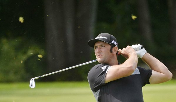 Johnson outshines Spieth and McIlroy at TPC Boston