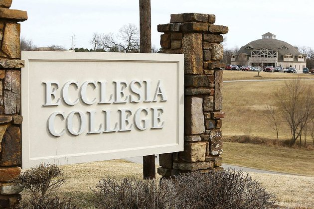 tiny-ecclesia-college-in-springdale-has-been-the-recipient-of-717500-in-state-grant-money-through-11-different-state-legislators-the-bible-based-school-has-about-150-students