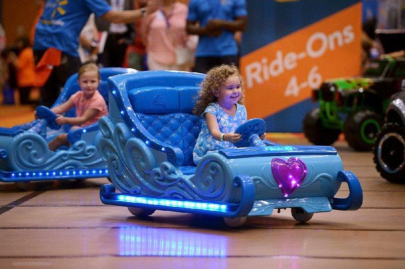 Kids At Play Let Wal Mart Make List Of Top Toys