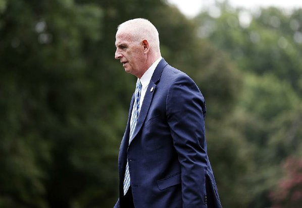 President Trump Is Reportedly 'Crushed' Over The Departure Of His Longtime Bodyguard