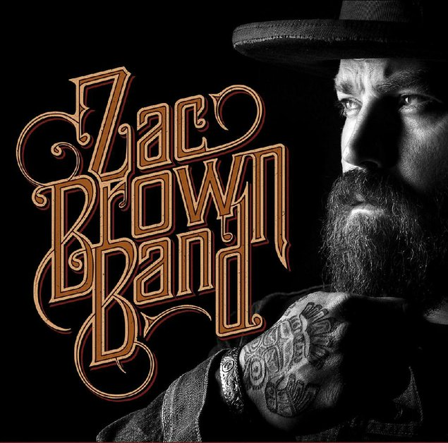 Zac Brown Band Tour Arkansas