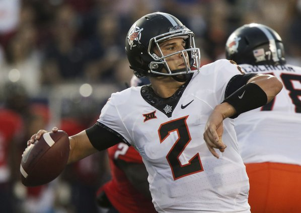 Oklahoma State routs South Alabama