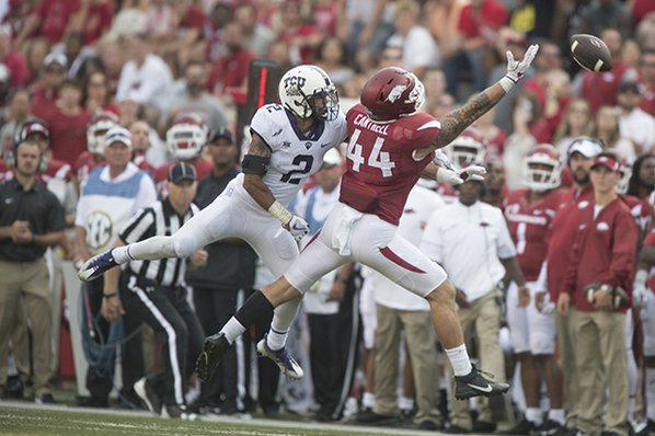 Arkansas will prove whether Frogs can be contenders in 2017