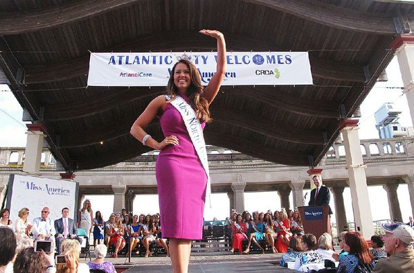Credit AP  WAYNE PARRYMiss North Dakota Cara Mund was crowned Miss America on Sunday night