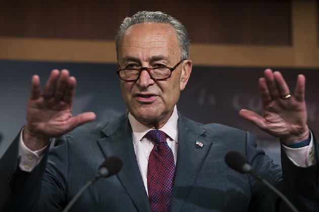 senate-minority-leader-chuck-schumer-of-ny-speaks-to-reporters-on-capitol-hill-in-washington-friday-july-28-2017-after-the-republican-controlled-senate-was-unable-to-fulfill-their-political-promise-to-repeal-and-replace-obamacare