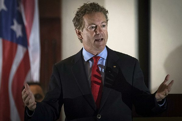 Paul threatens to block defense bill amendments