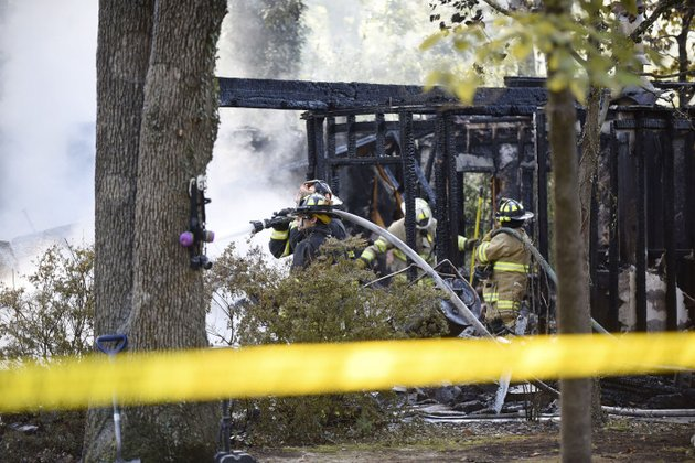 nwa-democrat-gazetteflip-putthoff-firefighters-work-the-scene-of-a-house-fire-wednesday-morning-at-8720-haven-drive-in-the-prairie-creek-east-of-rogers-betty-l-morris-was-found-dead-in-the-house-said-marc-trollinger-benton-county-fire-marshal