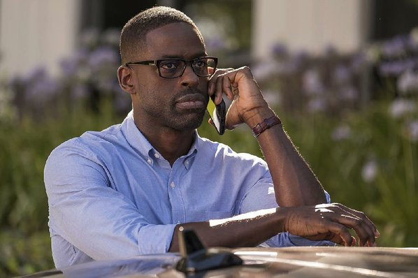 Sterling K. Brown Gave a Powerful Speech After His Historic Emmys Win