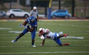 Football NLR vs Parkview