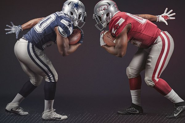 timeless design 7a67a 5ebb0 WholeHogSports - Hogs to wear Cowboy-inspired uniforms for ...