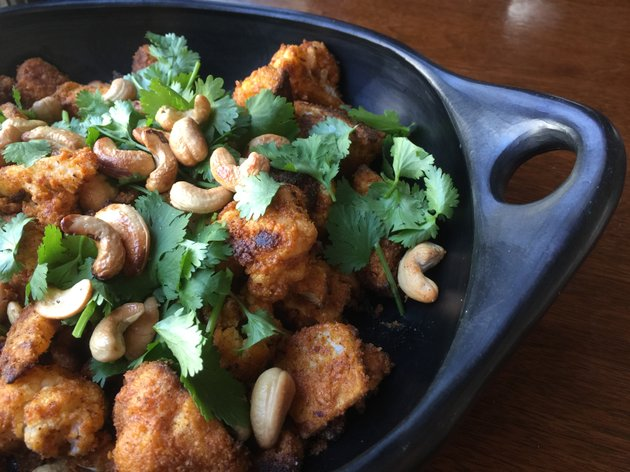 cauliflower-with-tahini