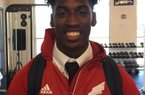 The Hogs are showing junior receiver Marquez Beason a lot of attention.