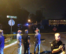Police shooting in Little Rock