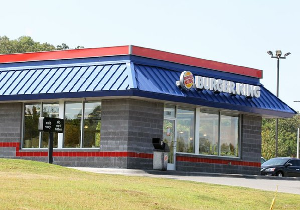 A California Company Paid 114 Million Last Month For Burger King Building And Property At 11941 Maumelle Blvd