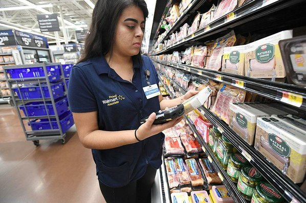 Walmart opens 'in-fridge delivery' trial in Silicon Valley