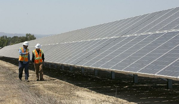 Trade panel says low-priced solar imports hurt United States companies