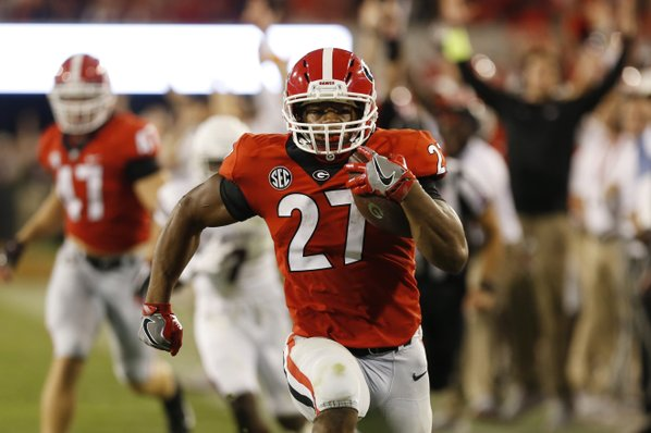 UGA blows out Mississippi State to make strong statement in SEC