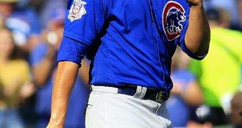 Jose Quintana pitched ...