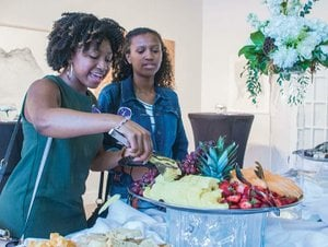 UCA Women's Leadership Network reception, Conway