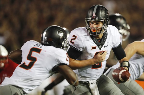 5 takeaways from Texas Tech's 41-34 loss to Oklahoma State