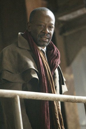 Lennie James stars as Mister Cotton in Alcon Entertainment's action thriller Blade Runner 2049. It came in fi fth at last weekend's box office and made about $4 million.