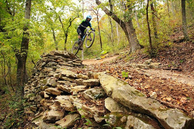 Coler Mountain Bike Preserve A Thrilling Addition To Arkansas