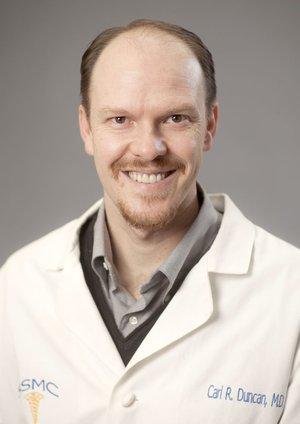 Carl R. Duncan, M.D.