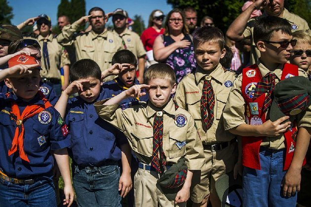 boy-scouts-and-cub-scouts-salute-during-a-memorial-day-ceremony-on-may-29-in-linden-mich-on-wednesday-the-boy-scouts-of-america-board-of-directors-unanimously-approved-to-welcome-girls-into-its-cub-scout-program